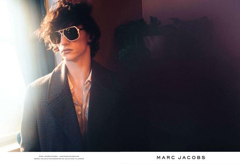 Sergei Polunin for Marc Jacobs AW14 campaign