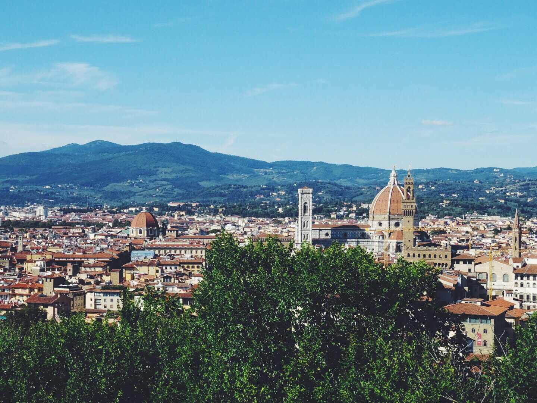 Forte di Belvedere in Florence
