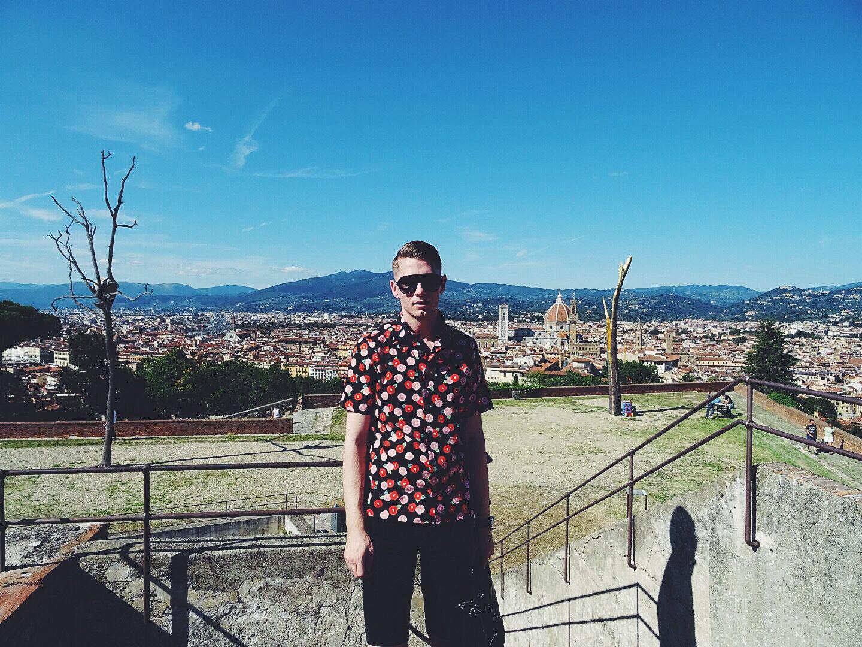 Giuseppe Penone Forte di Belvedere in Florence