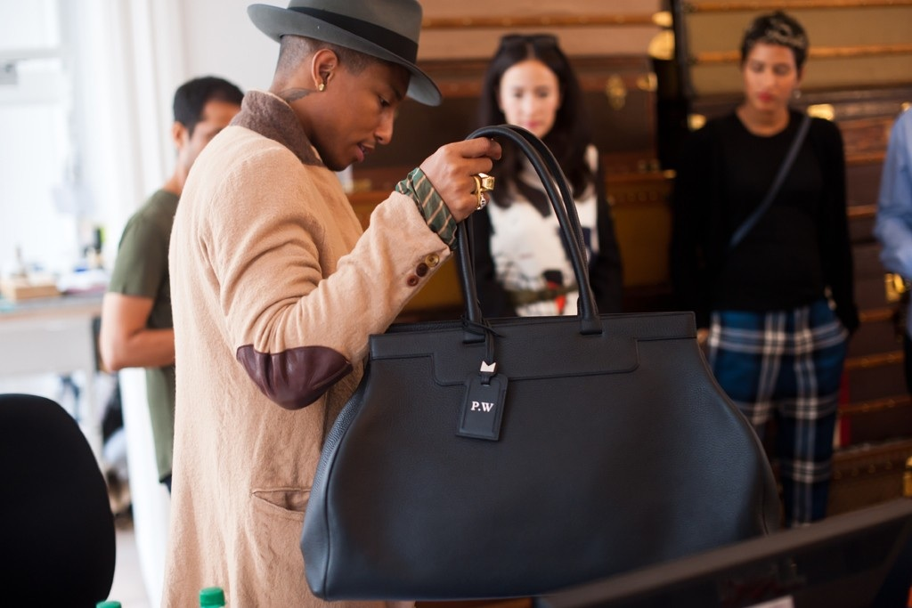 Pharrell Williams Moynat Bags