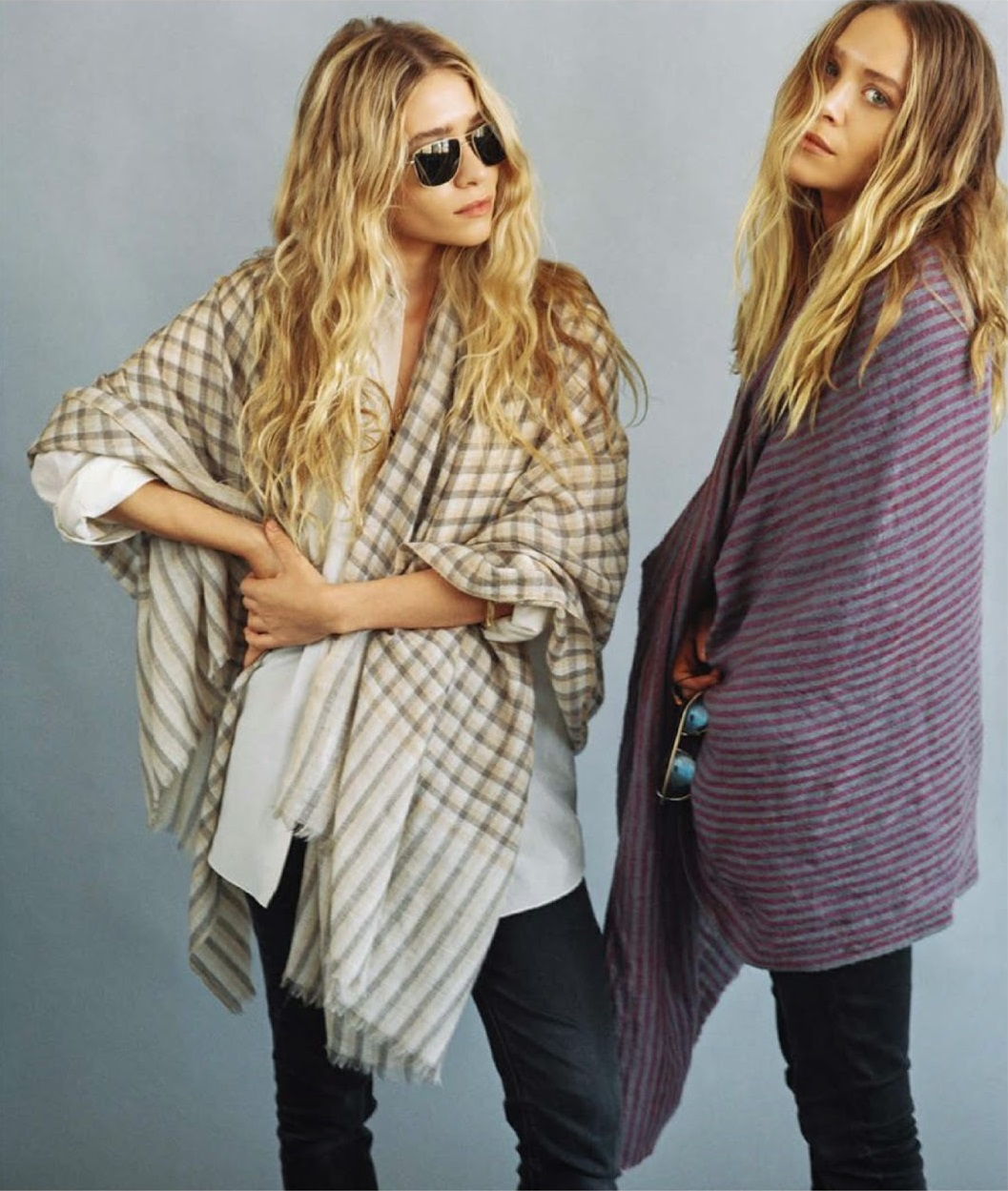 Mary-Kate & Ashley Olsen  Vogue