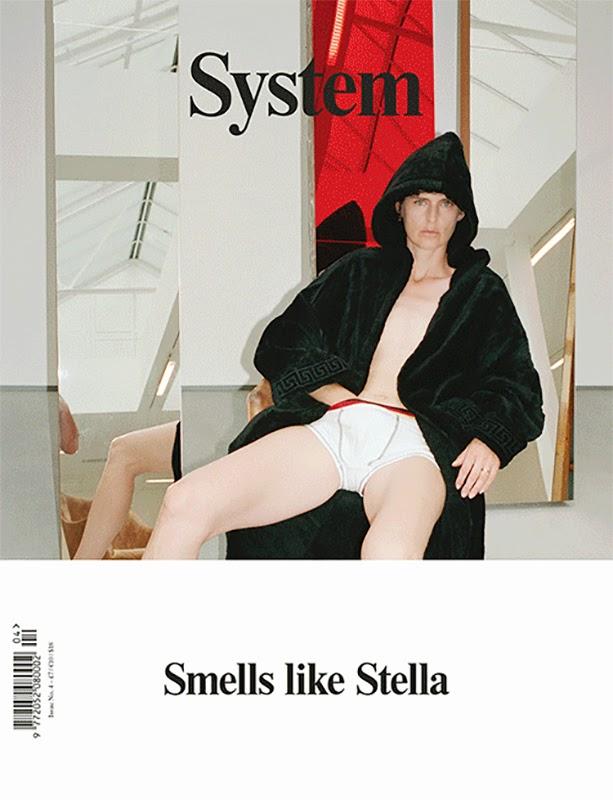Stella Tennant Juergen Teller System Magazine