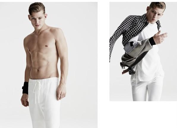 Sebastian Sauve Rollacoaster underwear