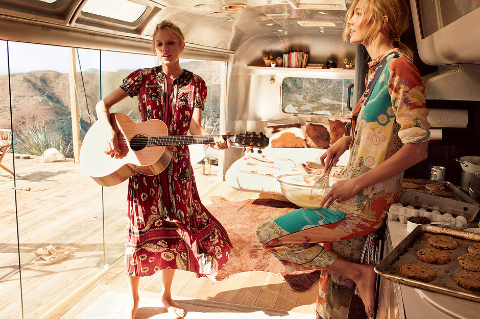Karlie Kloss Taylor Swift Vogue