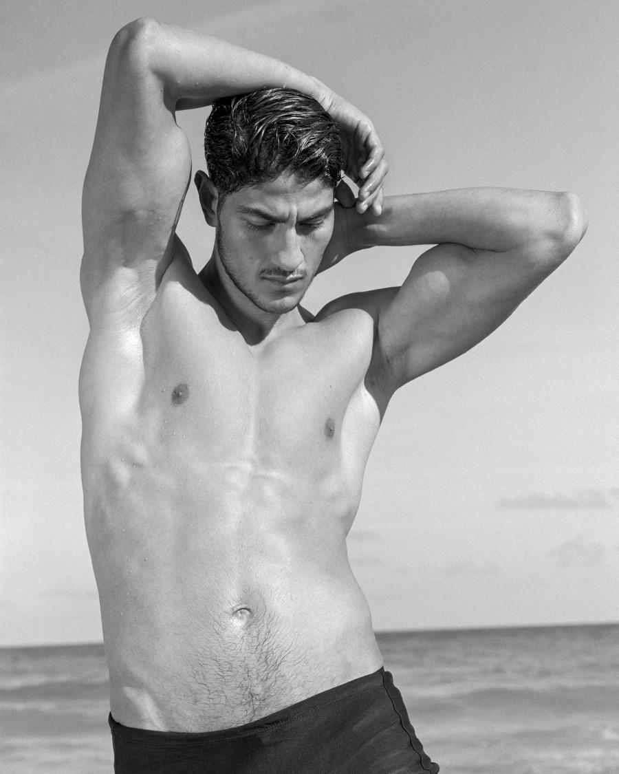 Bruce Weber VMAN naked