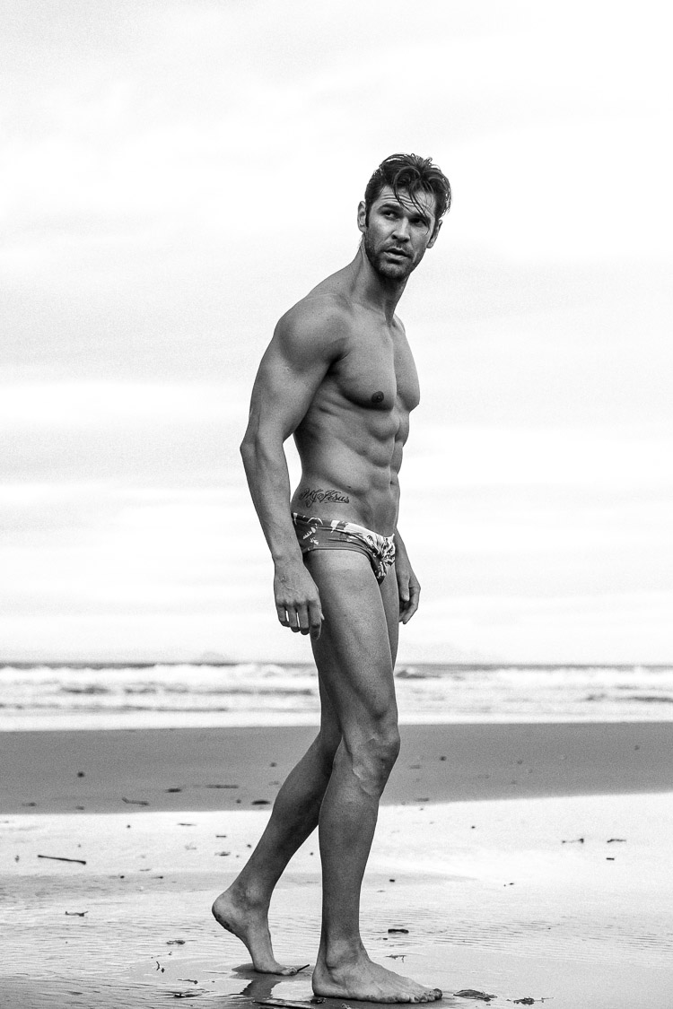 Male Models Speedo