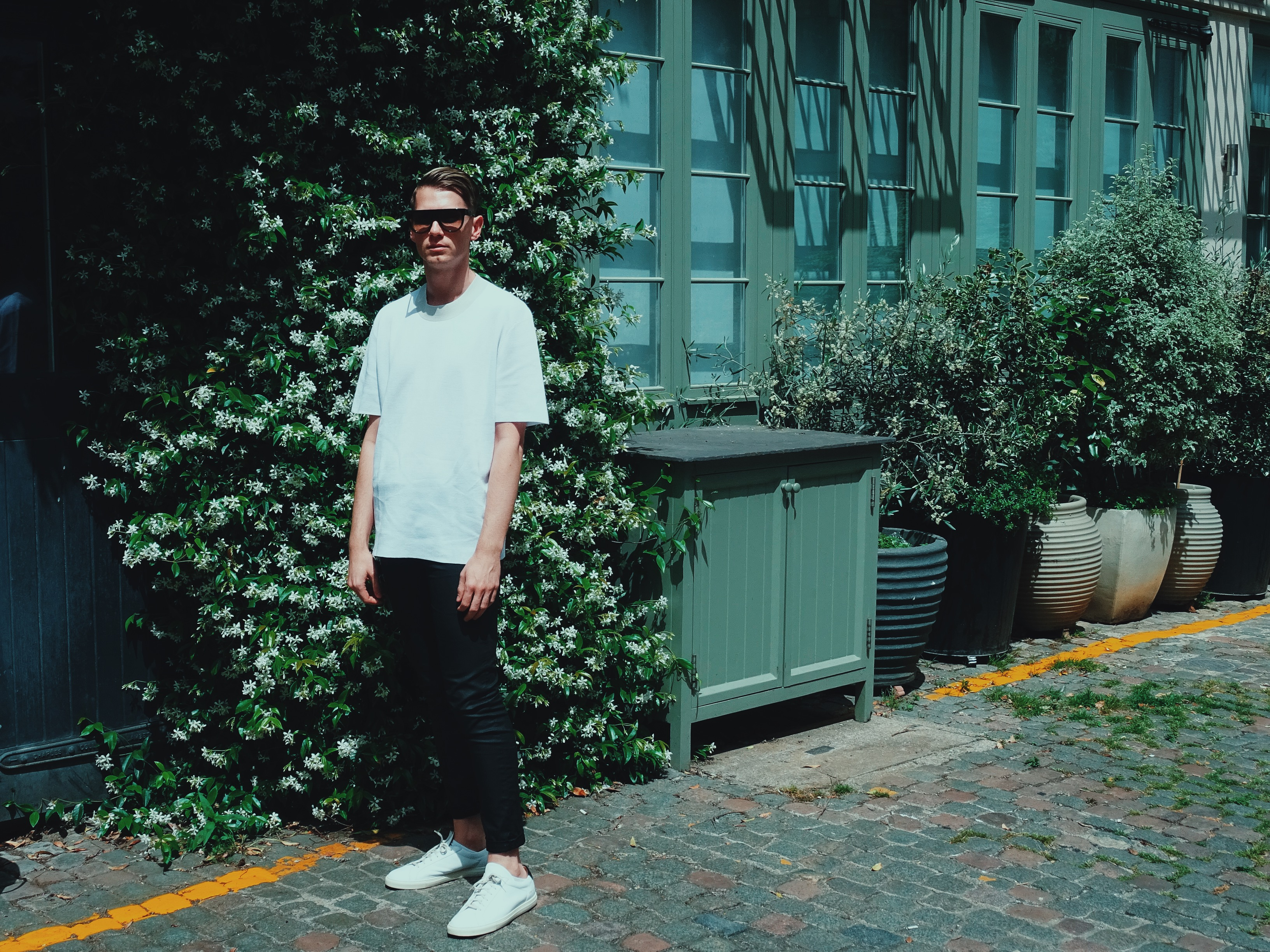 Fashion Muse Cos Celine Common Projects Summer