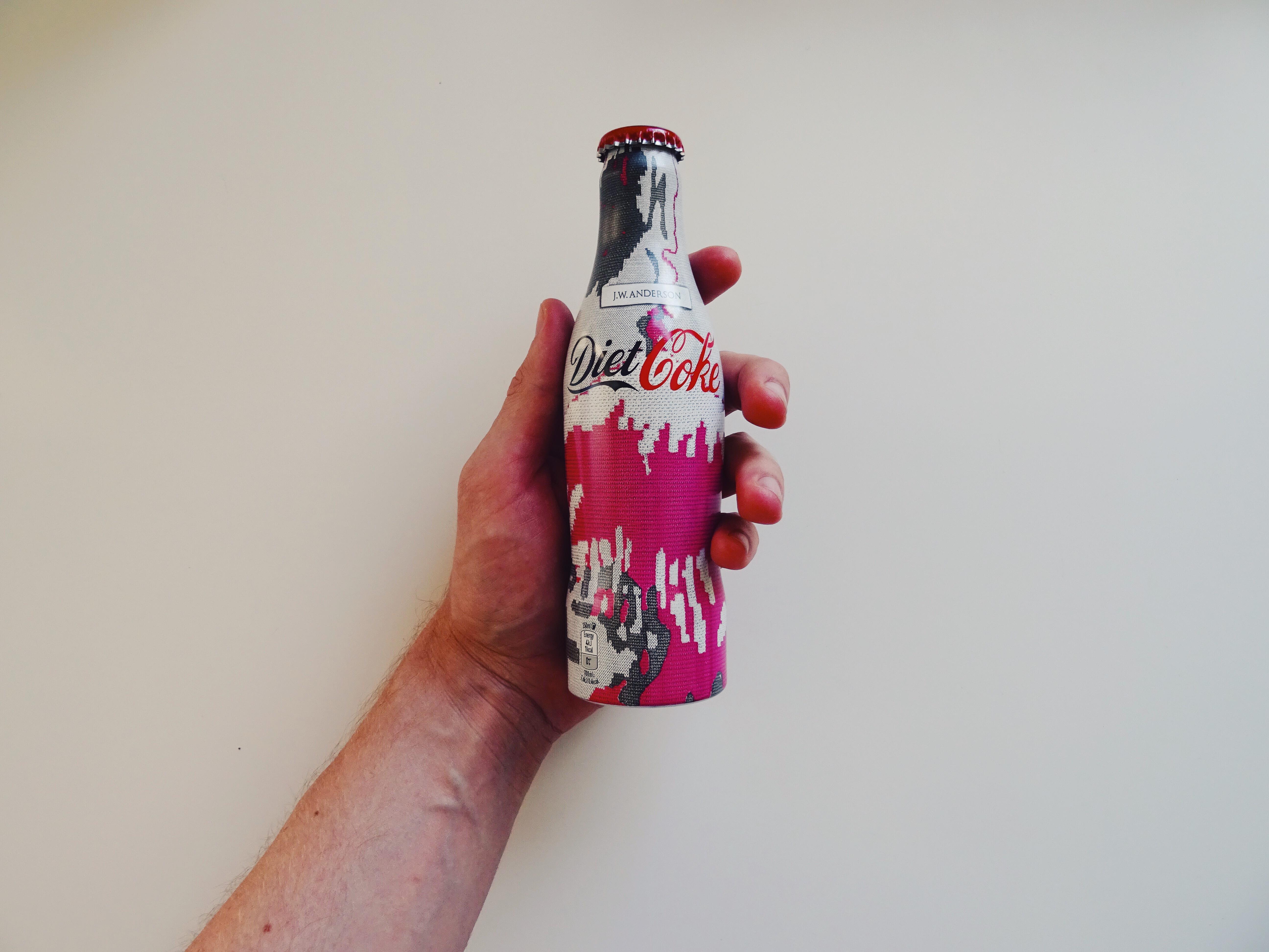 J.W. Anderson Diet Coke