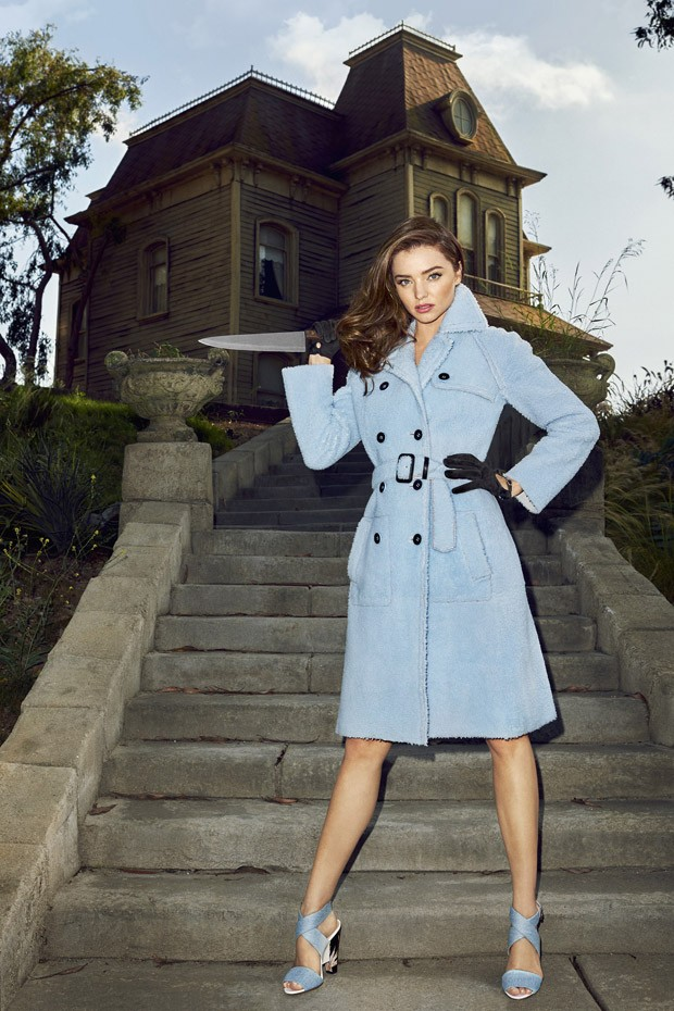 Terry Richardson Miranda Kerr