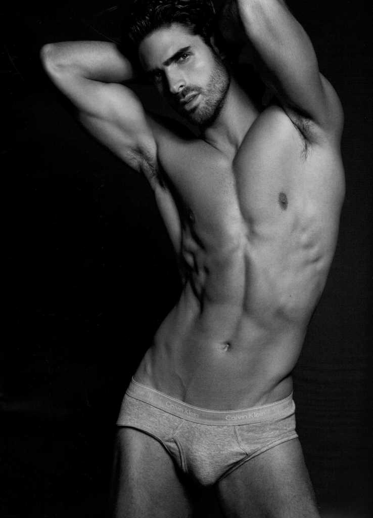 Fashion For Men Calvin Klein underwear model bulge