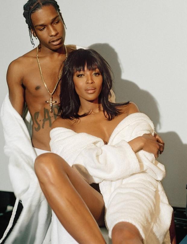 Naomi Campbell Pop Magazine