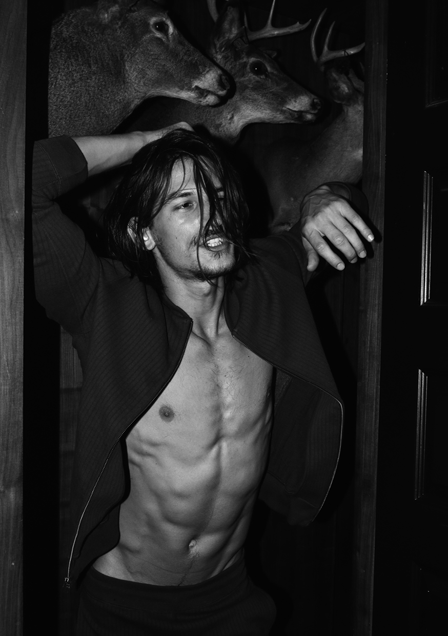 sleepless nights male models Jarrod Scott