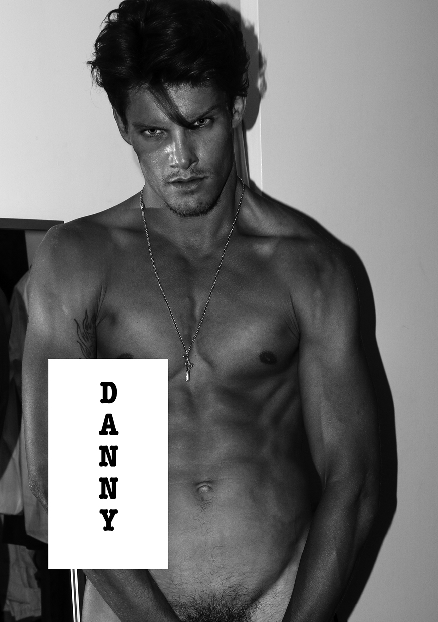 sleepless nights male models Danny Beauchamp