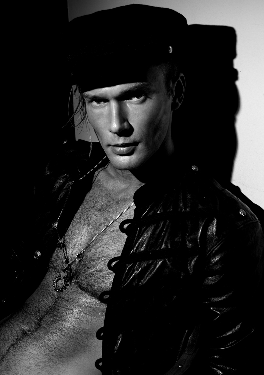 sleepless nights male models Marcus Andersson