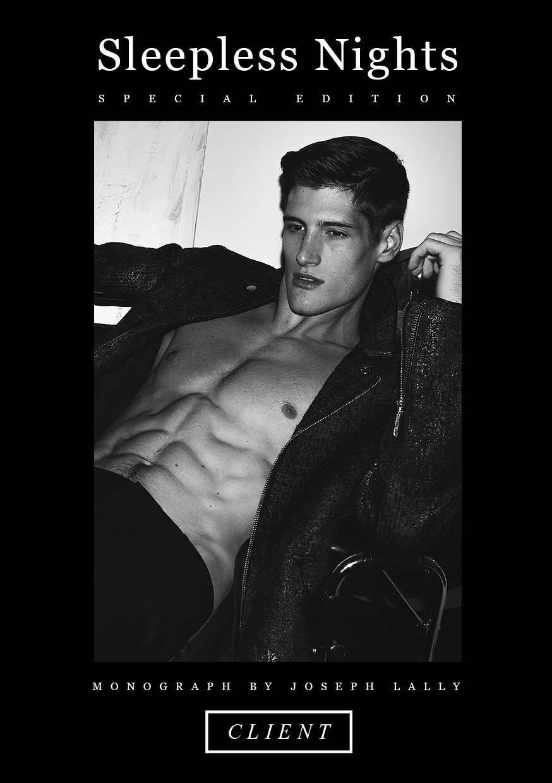 sleepless nights male models