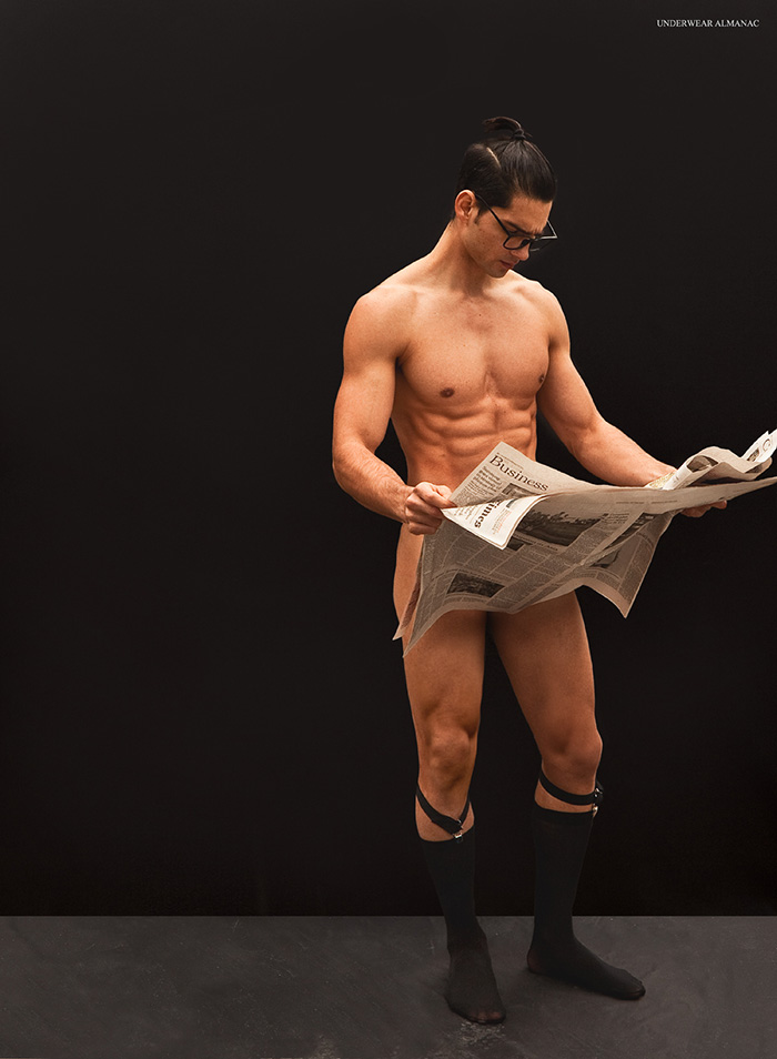 Taner Sigirtmac Underwear Almanac