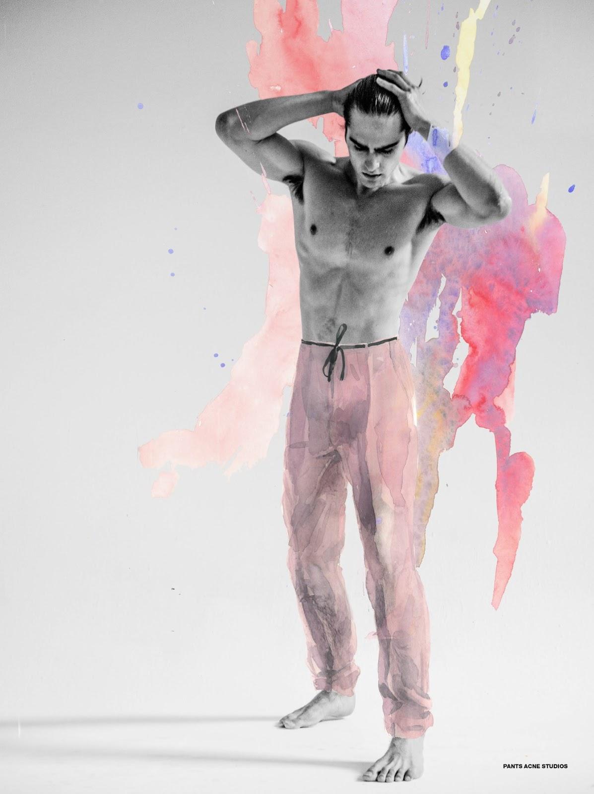 Adon Magazine Gus Drake