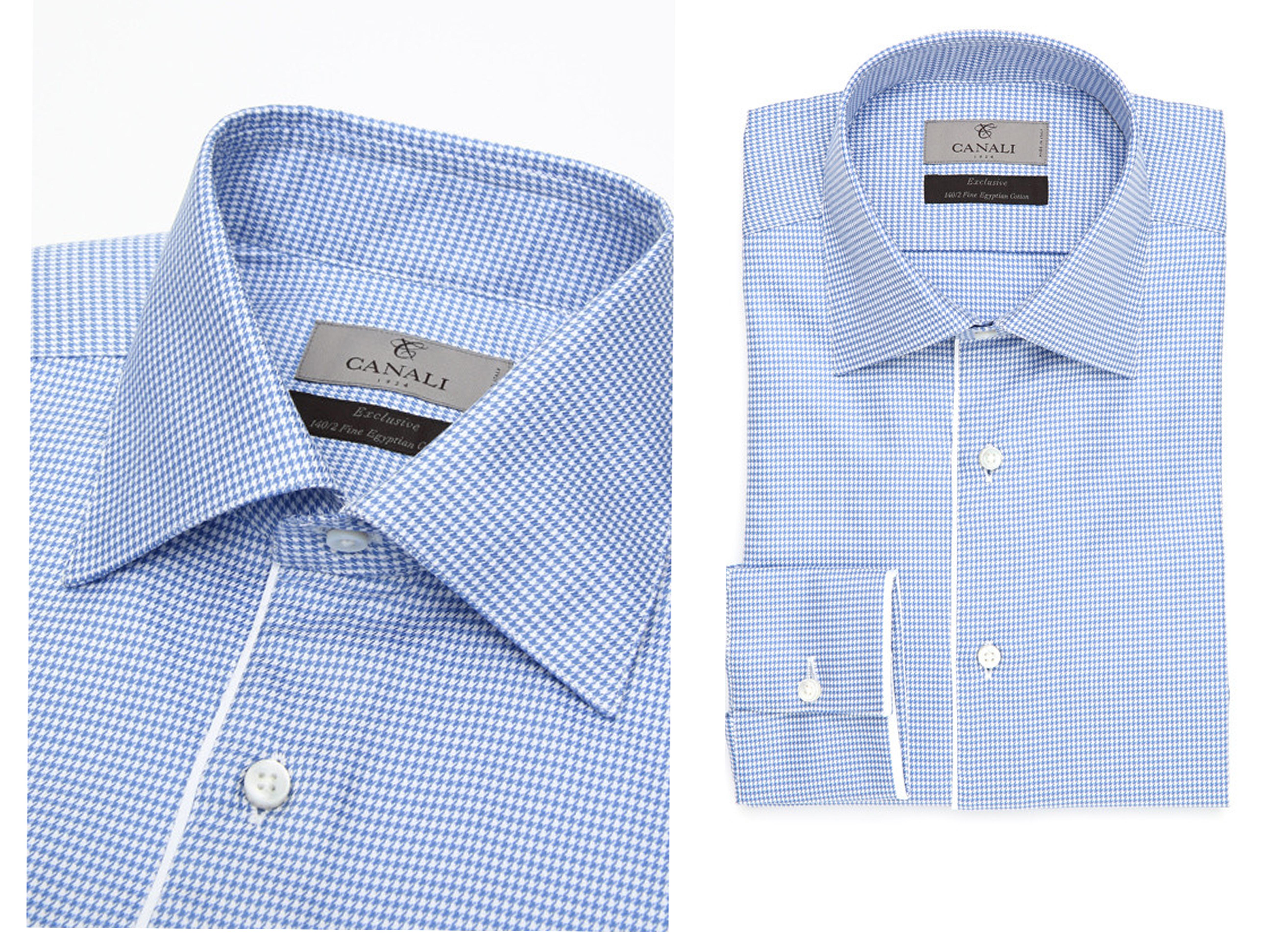 Canali Mens Tailoring shirt